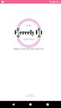 Fiercely Fit with Jen Hagen poster
