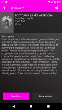3T Fitness screenshot 2