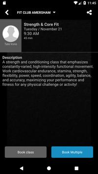 Fit Club Amersham screenshot 3