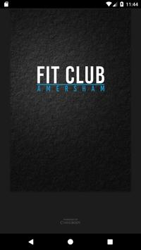 Fit Club Amersham poster