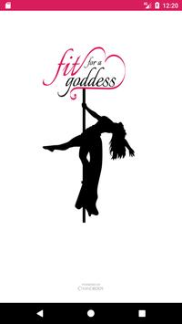 Fit for a Goddess poster