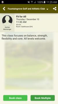 Fountaingrove Golf screenshot 2