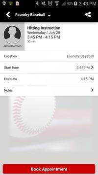 Foundry Baseball- Redwood City screenshot 4