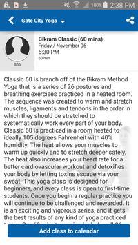 Yoga Logix screenshot 3