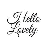 Hello Lovely icon