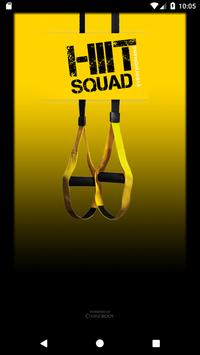 Hiit Squad poster