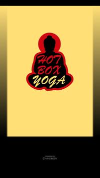 Hot Box Yoga Lux poster