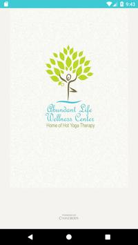 Hot Yoga Therapy poster