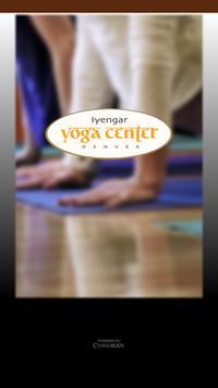 Iyengar Yoga poster