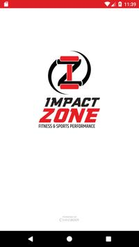 Impact Zone Fitness and Sports poster