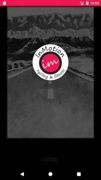 InMotion Cycling Studio poster