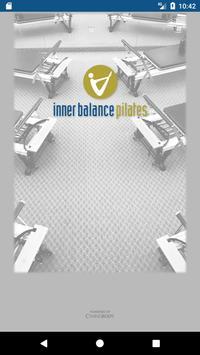 Inner Balance Pilates poster