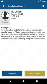 Inner Balance Pilates screenshot 3