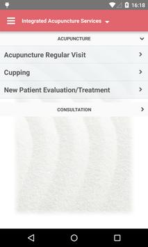 Integrated Acupuncture Service screenshot 2