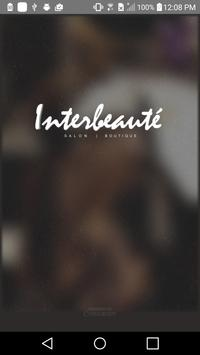 Interbeaute poster