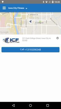 Iowa City Fitness App screenshot 4