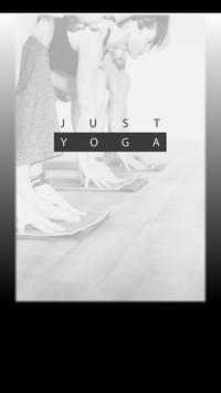 Just Yoga - Sandy Springs poster