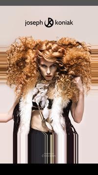 Joseph Koniak Hair poster