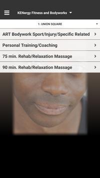 KENergy Fitness and Bodyworks apk screenshot