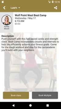 LulaFit screenshot 3