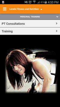 Levels Fitness and Nutrition screenshot 4