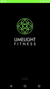 Limelight Fitness poster