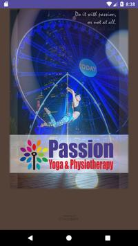 Passion Yoga poster
