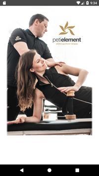 Peti element poster