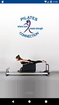 SCS Pilates poster