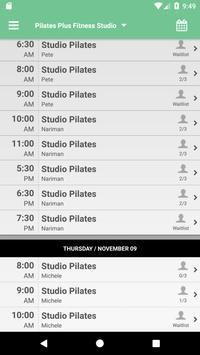 Pilates Plus Fitness Studio apk screenshot