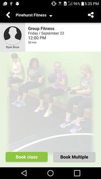 Pinehurst Fitness apk screenshot