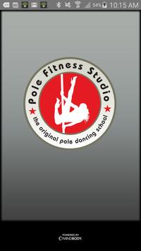 Pole Fitness Studio poster