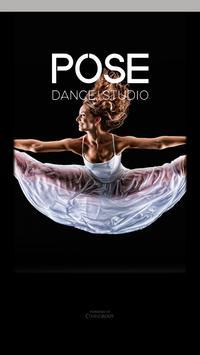 POSE Dance Studio 谱斯舞蹈 poster