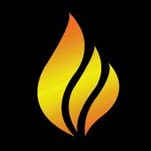 Power Life Yoga Barre Fitness icon
