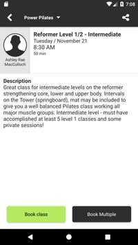 Power Pilates Tustin apk screenshot