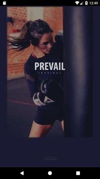 PREVAIL poster