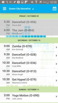 Queen City DanceOut screenshot 2