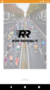 RUN REPUBLIC poster
