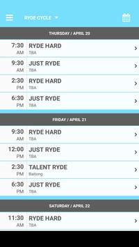 RYDE cycle screenshot 2