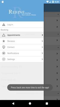 Refine MediSpa screenshot 1