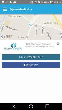 Rejuvime Medical screenshot 4