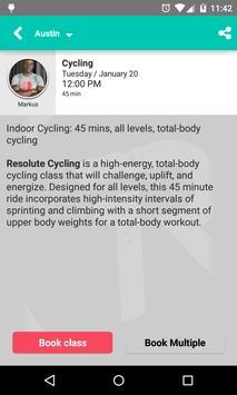 Resolute Fitness screenshot 3