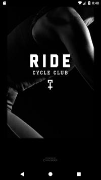 Ride Cycle Club poster