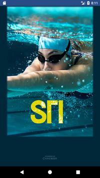 Swimming Teacher Institute poster