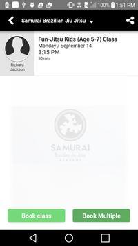 Samurai Brazilian Jiu Jitsu screenshot 2