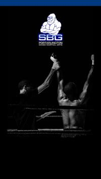 SBG Portarlington poster
