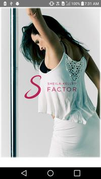S Factor poster