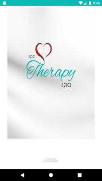 spaTherapySpa poster