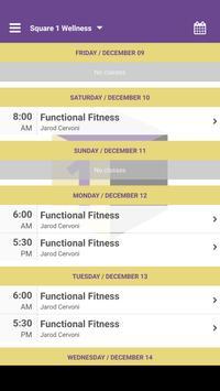 Square 1 Wellness apk screenshot