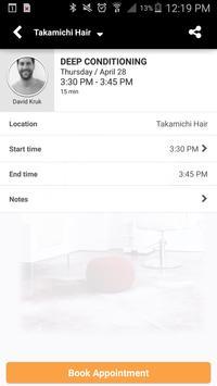 Takamichi Hair screenshot 4